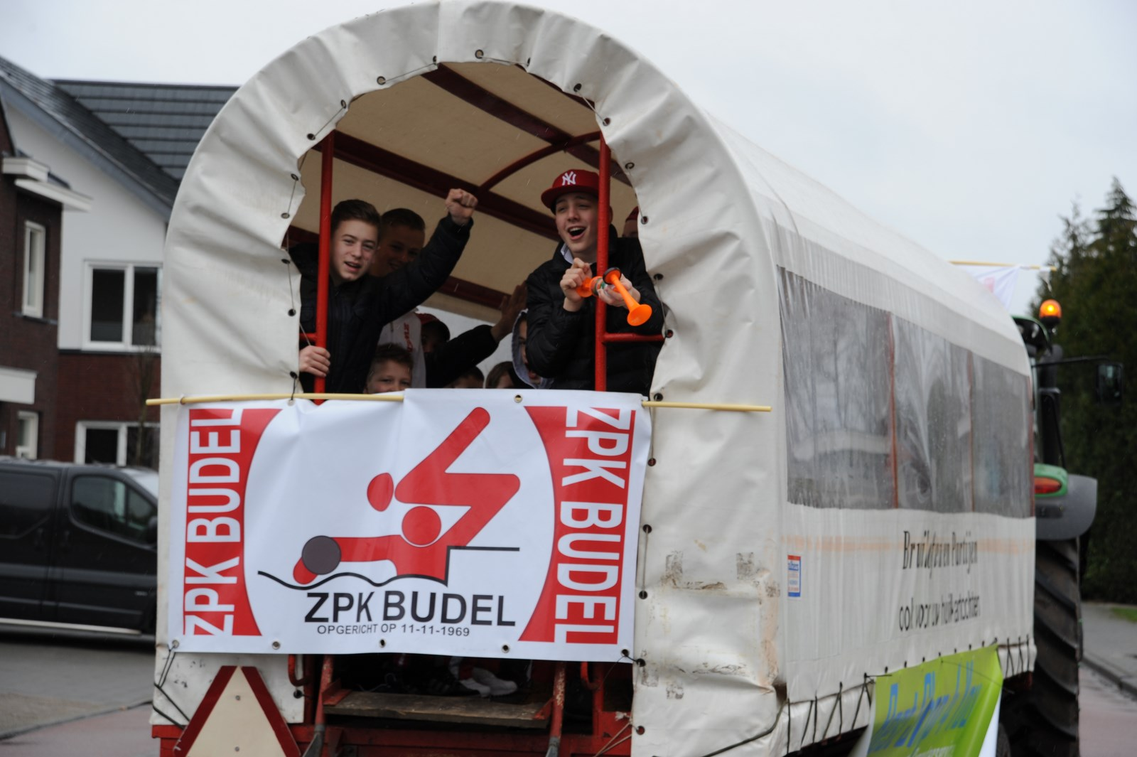 ZPK Budel kampioen 2015